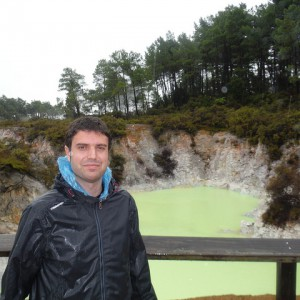 The Devil Bath (Wai-O-Tapu)