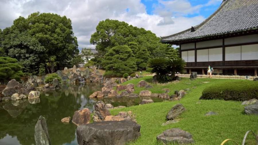 Jardines del Palacio Ninomaru