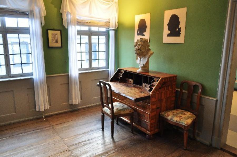 Habitación de Goethe