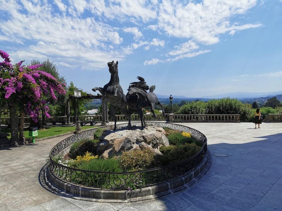 Monumento al Caballo Salvaje