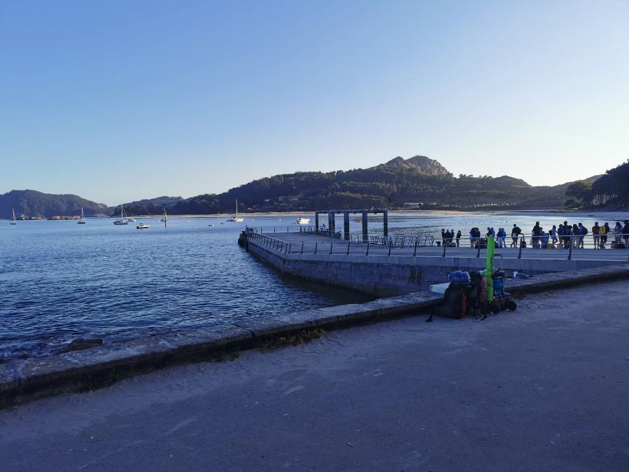 Embarcadero Islas Cíes