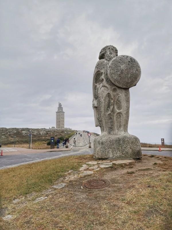 Breogán y la Torre de Hércules