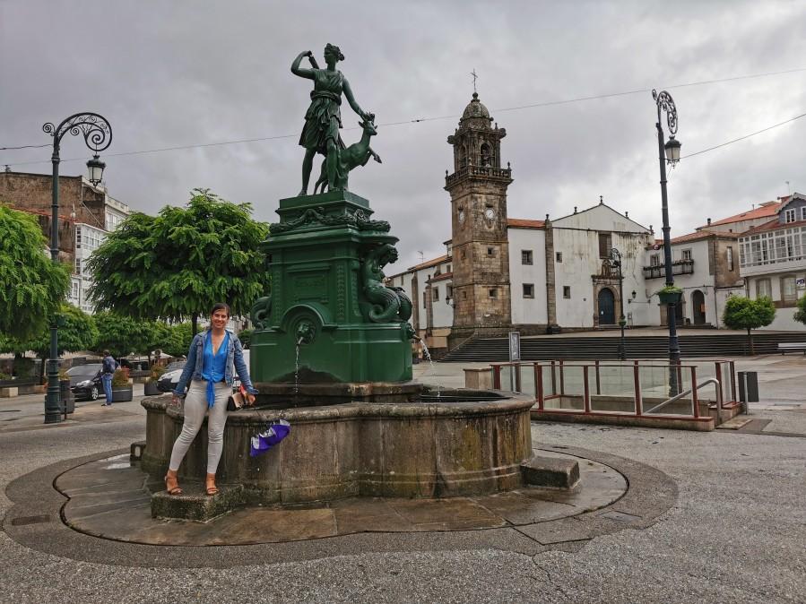 Plaza Hermanos García Naveira