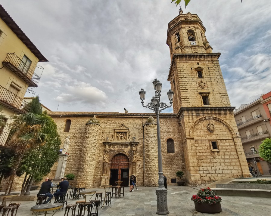 Basílica de San Ildefonso