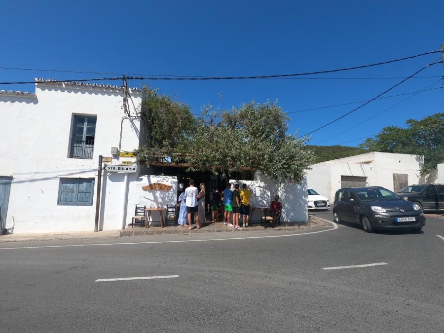 Bar Anita, Sant Carles