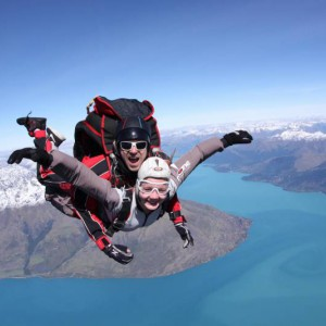 Skydive,Queenstown